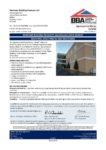 BBA Certification