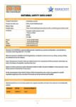 2020 FCB Material Safety Data Sheet