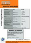 2020 Fibre Cement Board Technical Data Sheet