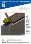 PDCS0217A – Open Soffit – Steel RESISTANT MR