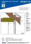 PDCS0217B – Open Soffit – Steel RESISTANT MR