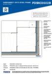PDSNC0602B – External Corner 2D – Steel RESISTANT MR