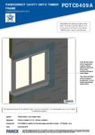 PDTC0409A – Window Procedure 3D – Step 4 of 5 – Timber RESISTANT MR