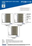 PTCS0111D – Base Profile 2D – Steel RESISTANT MR