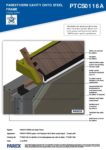 PTCS0116A – Closed Soffit 3D – Steel RESISTANT MR