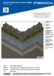 PTSNC0502A – External Corner 3D – Steel RESISTANT MR
