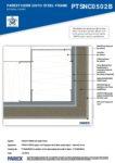 PTSNC0502B – External Corner 2D – Steel RESISTANT MR