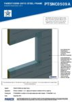 PTSNC0509A – Window Procedure 3D – Step 1 of 4 – Steel RESISTANT MR