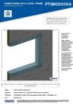 PTSNC0509A – Window Procedure 3D – Step 2 of 4 – Steel RESISTANT MR
