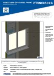 PTSNC0509A – Window Procedure 3D – Step 4 of 4 – Steel RESISTANT MR