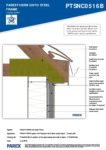 PTSNC0516B – Closed Soffit 2D – Steel RESISTANT MR