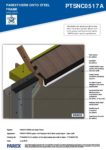 PTSNC0517A – Open Soffit 3D – Steel RESISTANT MR