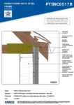 PTSNC0517B – Open Soffit 2D – Steel RESISTANT MR