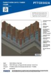 PTTC0302A – External Corner 3D – Timber RESISTANT MR