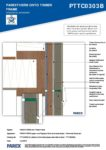 PTTC0303B – Horizontal Movement 2D – Timber RESISTANT MR