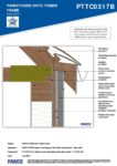 PTTC0317B – Open Soffit 2D – Timber RESISTANT MR
