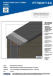 PTTNC0718A – Coping Detail 3D – Timber RESISTANT MR