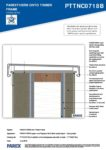 PTTNC0718B – Coping Detail 2D – Timber RESISTANT MR