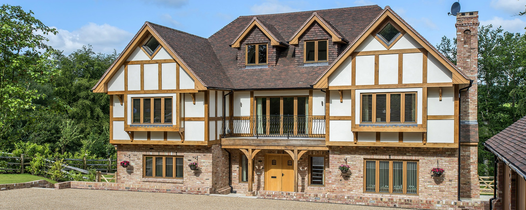 Wood Elevation Uk : Growth in the structural timber market
